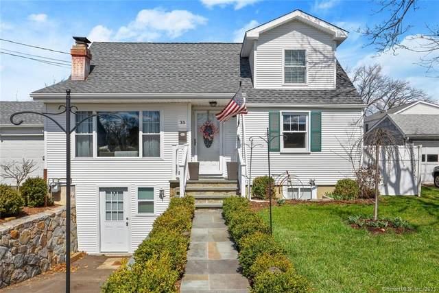 35 Baxter Drive, Norwalk, CT 06854 (MLS #170387548) :: Forever Homes Real Estate, LLC