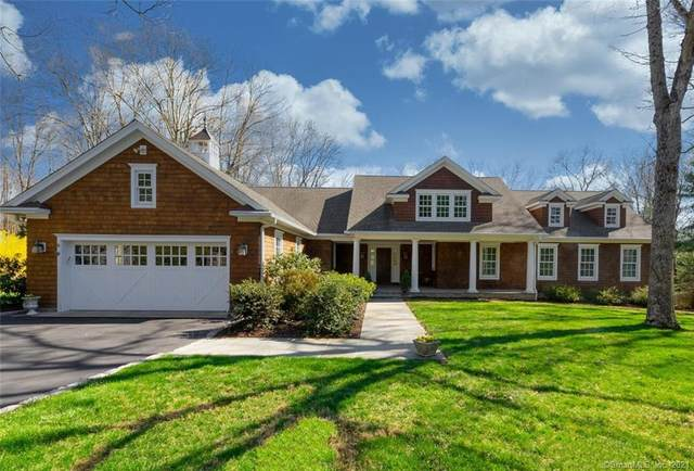 7 Singing Woods Road, Norwalk, CT 06850 (MLS #170387552) :: The Higgins Group - The CT Home Finder