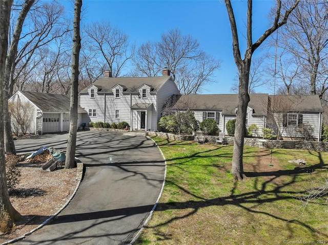 278 Sherwood Drive, Fairfield, CT 06890 (MLS #170387573) :: Forever Homes Real Estate, LLC