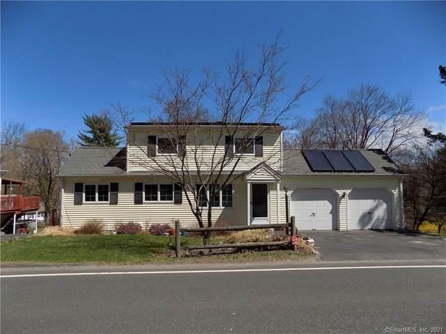23 Putnam Park Road, Bethel, CT 06801 (MLS #170387581) :: Kendall Group Real Estate | Keller Williams