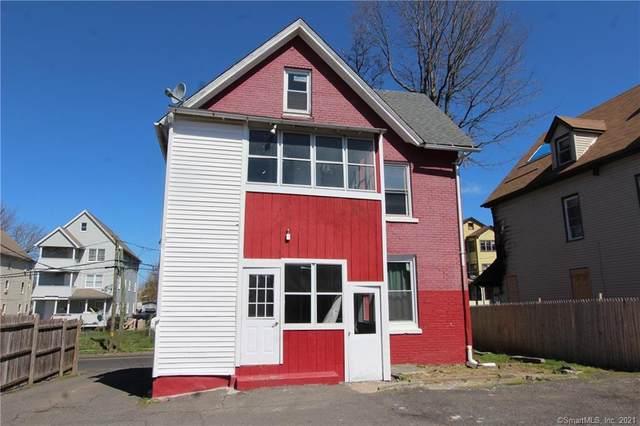 41 Brown Street, Hartford, CT 06114 (MLS #170387598) :: Spectrum Real Estate Consultants