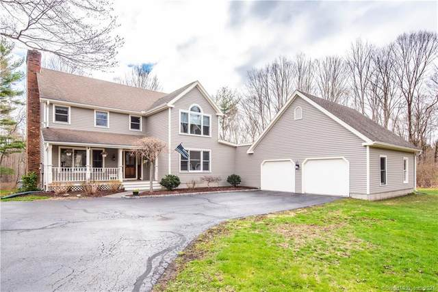 46 Old Town Farm Road, Woodbury, CT 06798 (MLS #170387612) :: Next Level Group