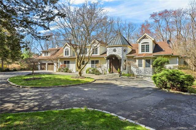 17 Carrington Drive, Greenwich, CT 06831 (MLS #170387637) :: Spectrum Real Estate Consultants
