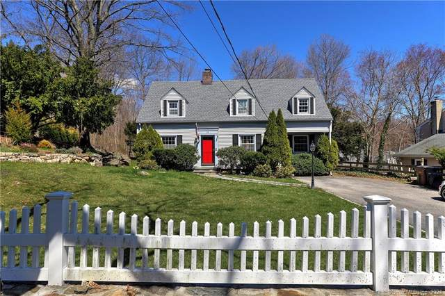 30 Woodway Road, Stamford, CT 06907 (MLS #170387656) :: The Higgins Group - The CT Home Finder