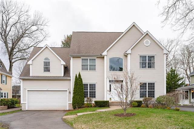 31 Bishop Road, West Hartford, CT 06119 (MLS #170387691) :: Around Town Real Estate Team