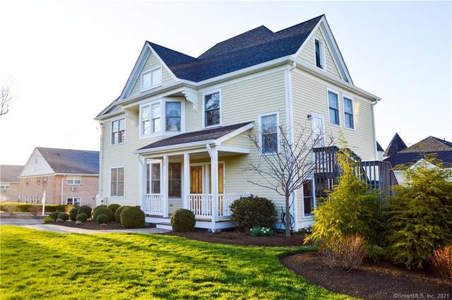 59 Prospect Street A, Ridgefield, CT 06877 (MLS #170387716) :: Kendall Group Real Estate | Keller Williams