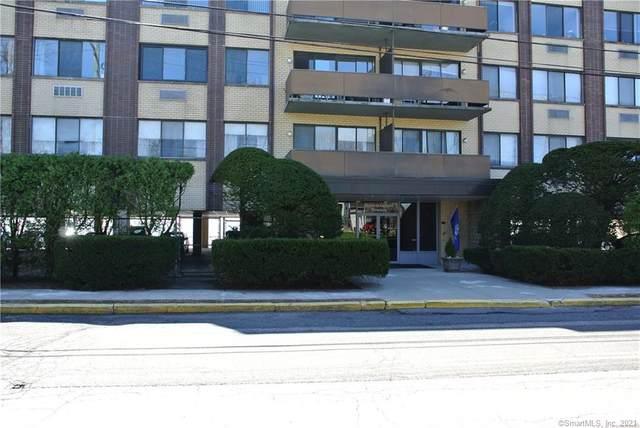 155 Brewster Street 5F, Bridgeport, CT 06605 (MLS #170387739) :: Forever Homes Real Estate, LLC