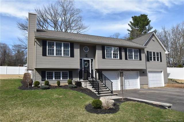 8 Elm Street, Ellington, CT 06029 (MLS #170387764) :: Spectrum Real Estate Consultants