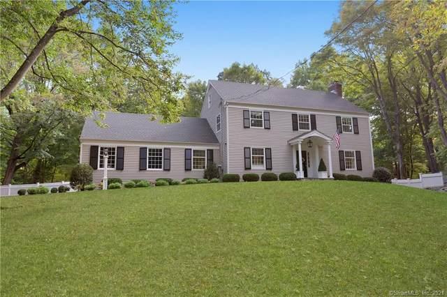 46 Locust Hill Road, Darien, CT 06820 (MLS #170387770) :: Frank Schiavone with William Raveis Real Estate