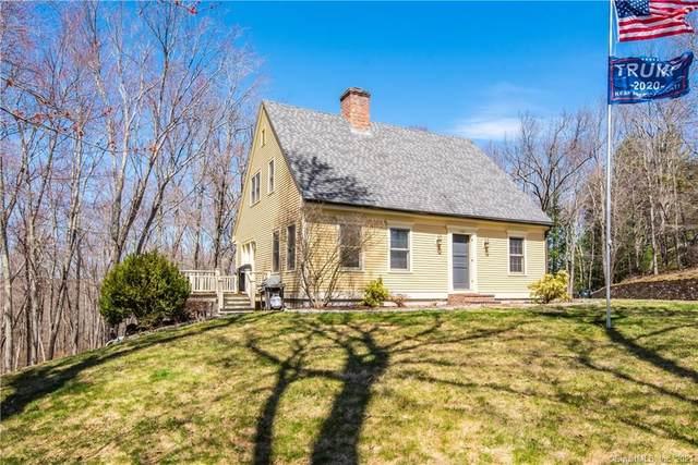 127 Cat Swamp Road, Woodbury, CT 06798 (MLS #170387794) :: Around Town Real Estate Team