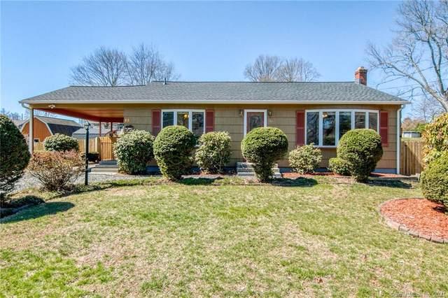 39 Rogers Lane, Enfield, CT 06082 (MLS #170387796) :: Around Town Real Estate Team