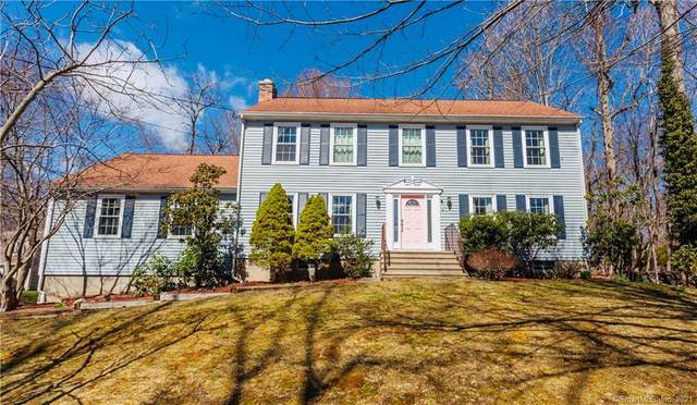 390 Purdy Hill Road, Monroe, CT 06468 (MLS #170387809) :: Around Town Real Estate Team