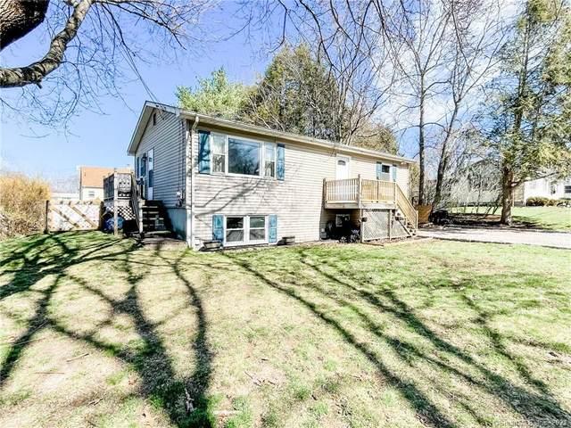 47 Maple Street, Griswold, CT 06351 (MLS #170387810) :: Spectrum Real Estate Consultants