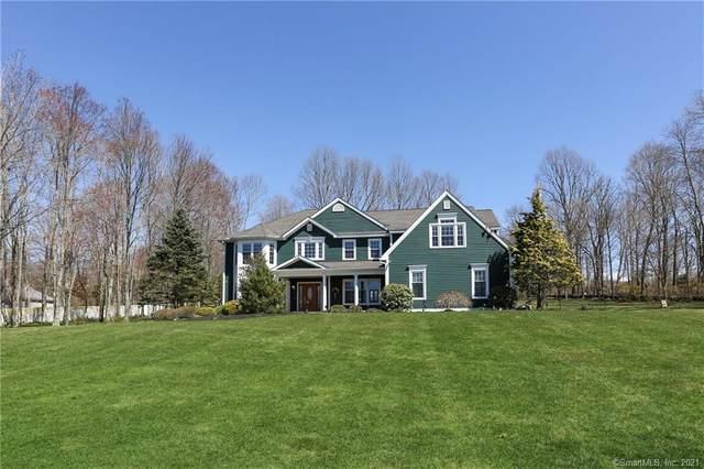 50 Charter Ridge Drive, Newtown, CT 06482 (MLS #170387812) :: Around Town Real Estate Team
