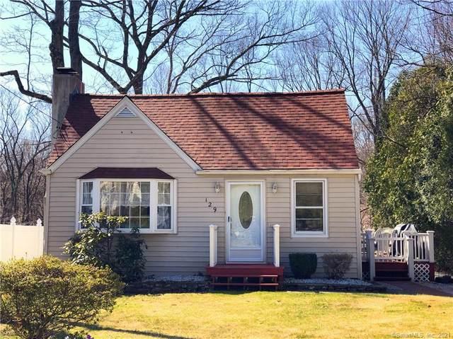 129 Lakeside Boulevard E, Waterbury, CT 06708 (MLS #170387827) :: Spectrum Real Estate Consultants