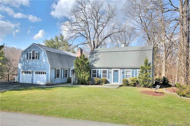 16 Arrowhead Road, Wilton, CT 06897 (MLS #170387832) :: The Higgins Group - The CT Home Finder