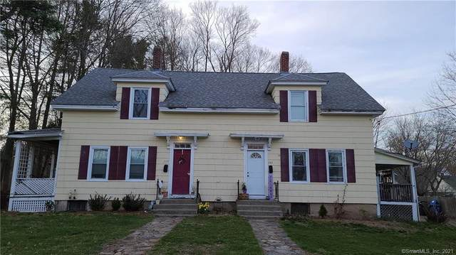 279 Main Street, Plainfield, CT 06354 (MLS #170387835) :: Forever Homes Real Estate, LLC