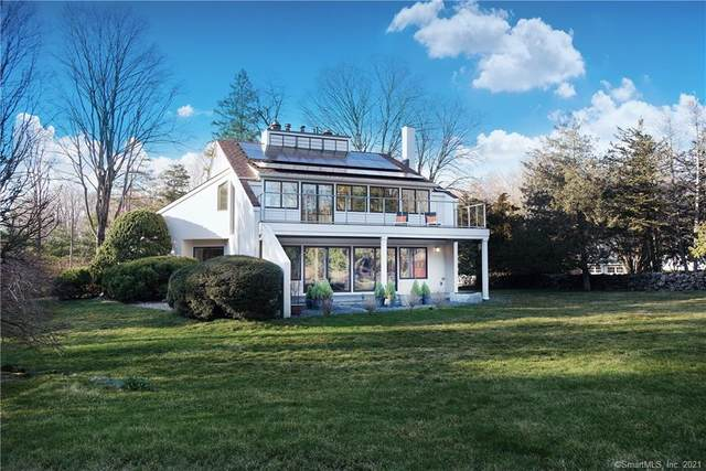 962 Silvermine Road, New Canaan, CT 06840 (MLS #170387837) :: The Higgins Group - The CT Home Finder
