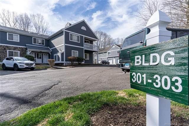 301 Fairmount Drive C, Monroe, CT 06468 (MLS #170387858) :: Around Town Real Estate Team
