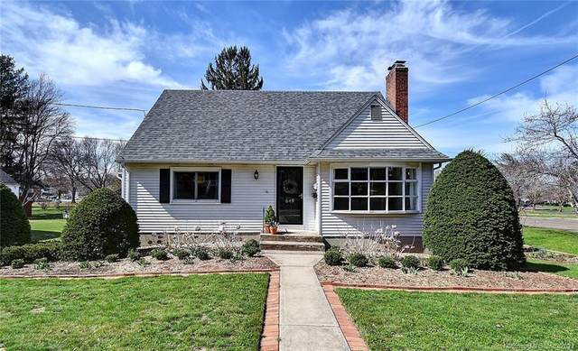 649 Old Main Street, Rocky Hill, CT 06067 (MLS #170387868) :: Around Town Real Estate Team