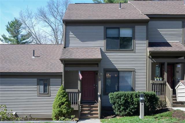 8 Overlook Court #8, Avon, CT 06001 (MLS #170387876) :: Forever Homes Real Estate, LLC