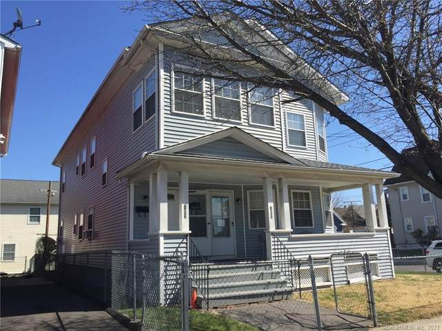 100 Newfield Avenue, Bridgeport, CT 06607 (MLS #170387885) :: The Higgins Group - The CT Home Finder