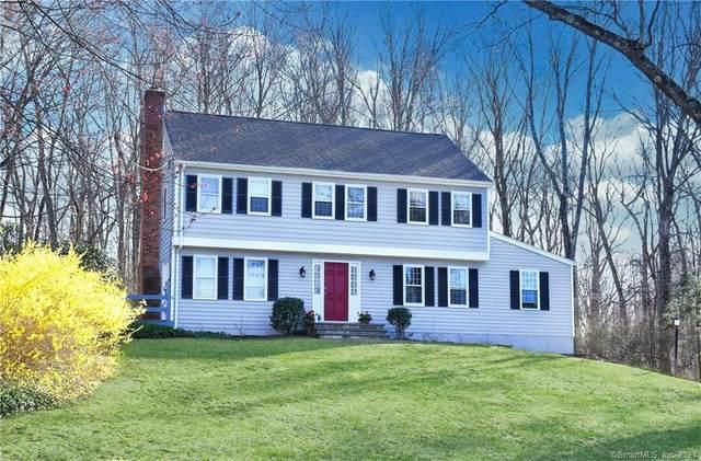 125 Standish Drive, Ridgefield, CT 06877 (MLS #170387900) :: Kendall Group Real Estate | Keller Williams