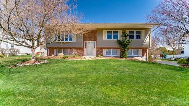 85 Godek Hill Road, Meriden, CT 06451 (MLS #170387973) :: Spectrum Real Estate Consultants