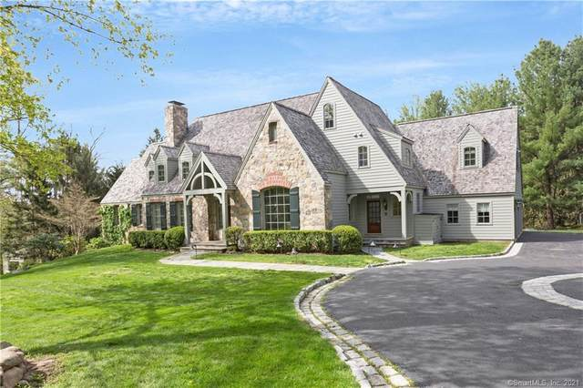 252 Silvermine Road, New Canaan, CT 06840 (MLS #170387977) :: Next Level Group