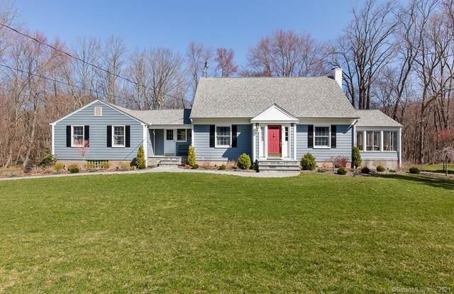 27 Rimmon Hill Road, Woodbridge, CT 06525 (MLS #170387983) :: Around Town Real Estate Team
