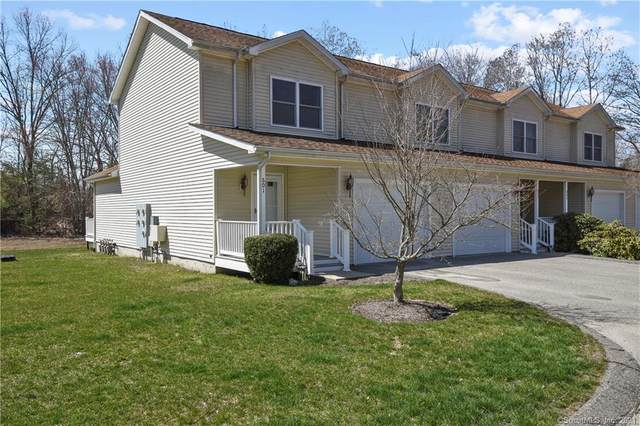 601 Lainey Lane #601, Killingly, CT 06239 (MLS #170387985) :: Forever Homes Real Estate, LLC