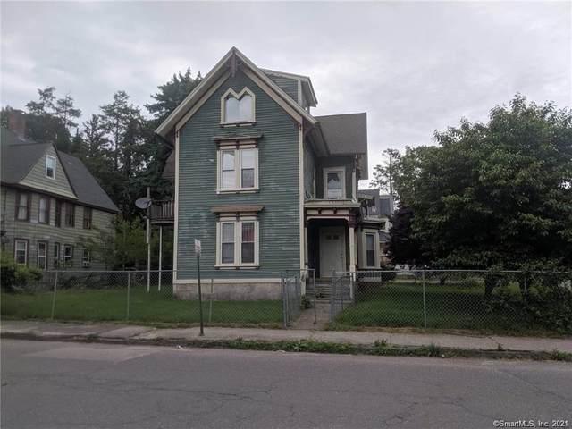 256 Hillside Avenue, Waterbury, CT 06710 (MLS #170388009) :: Forever Homes Real Estate, LLC