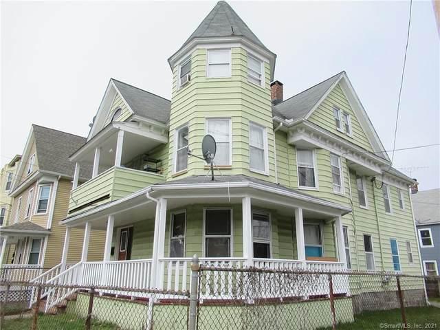 592 Atlantic Street, Bridgeport, CT 06604 (MLS #170388038) :: Spectrum Real Estate Consultants