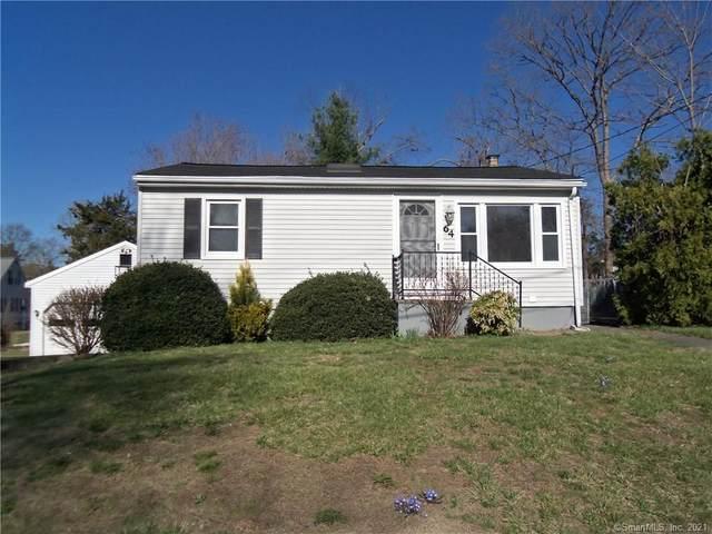 64 Mango Circle, Watertown, CT 06779 (MLS #170388040) :: Around Town Real Estate Team