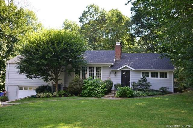 25 Burchard Lane, Norwalk, CT 06853 (MLS #170388047) :: Around Town Real Estate Team