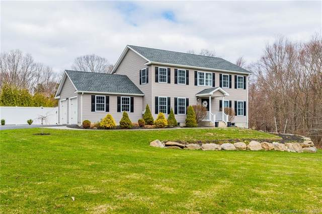 20 Andrea Lane, Norwich, CT 06360 (MLS #170388084) :: Forever Homes Real Estate, LLC