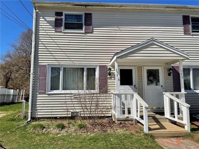238 Larkin Court, Stratford, CT 06615 (MLS #170388113) :: Around Town Real Estate Team