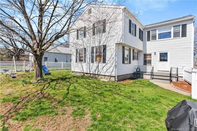 19 De Bera Lane, Stamford, CT 06902 (MLS #170388116) :: Spectrum Real Estate Consultants