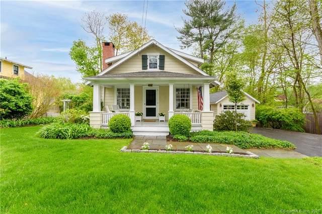 55 Leroy Avenue, Darien, CT 06820 (MLS #170388136) :: Kendall Group Real Estate | Keller Williams