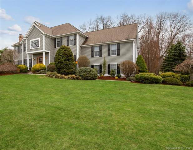 12 Roseview Court, Trumbull, CT 06611 (MLS #170388157) :: Around Town Real Estate Team