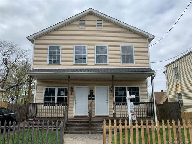 1831 Central Avenue, Bridgeport, CT 06610 (MLS #170388167) :: Michael & Associates Premium Properties | MAPP TEAM