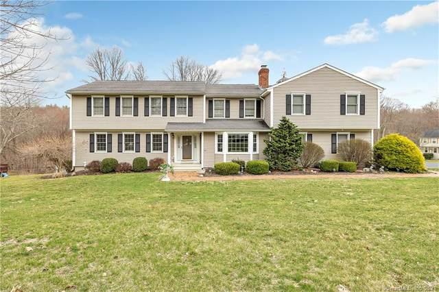 88 Georges Lane, Monroe, CT 06468 (MLS #170388176) :: Around Town Real Estate Team