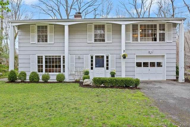 54 Moriarity Drive, Wilton, CT 06897 (MLS #170388197) :: The Higgins Group - The CT Home Finder