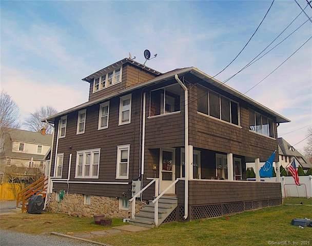 1-3 Park Lane, Darien, CT 06820 (MLS #170388225) :: The Higgins Group - The CT Home Finder