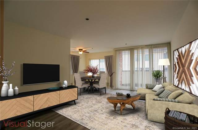 1611 Washington Boulevard #101, Stamford, CT 06901 (MLS #170388242) :: Kendall Group Real Estate | Keller Williams