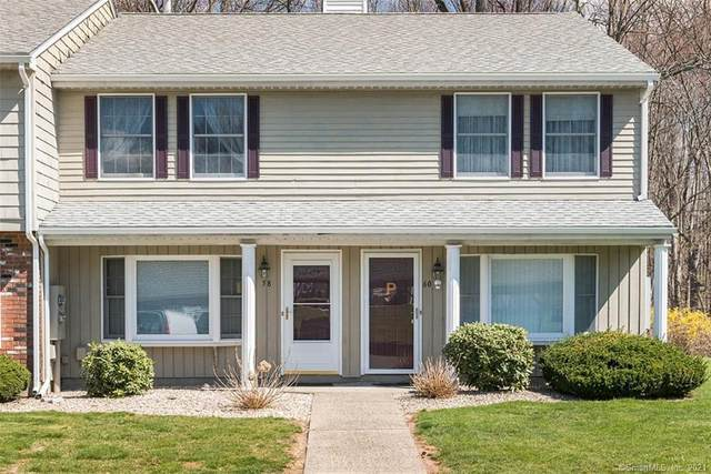 58 Concord Drive #58, Rocky Hill, CT 06067 (MLS #170388252) :: Team Phoenix