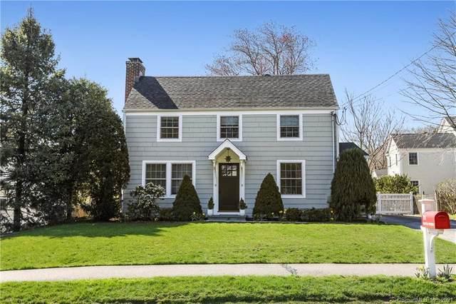 78 Maple Street, Darien, CT 06820 (MLS #170388261) :: Around Town Real Estate Team