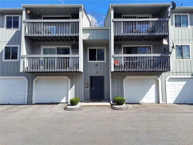 84 Buddington Road #8, Groton, CT 06340 (MLS #170388270) :: Next Level Group