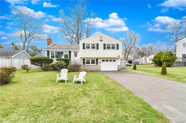 46 Baldwin Terrace, Fairfield, CT 06824 (MLS #170388279) :: Forever Homes Real Estate, LLC