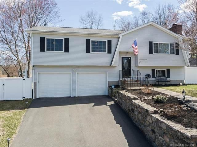 17 Haystack Circle, Waterbury, CT 06704 (MLS #170388291) :: Spectrum Real Estate Consultants